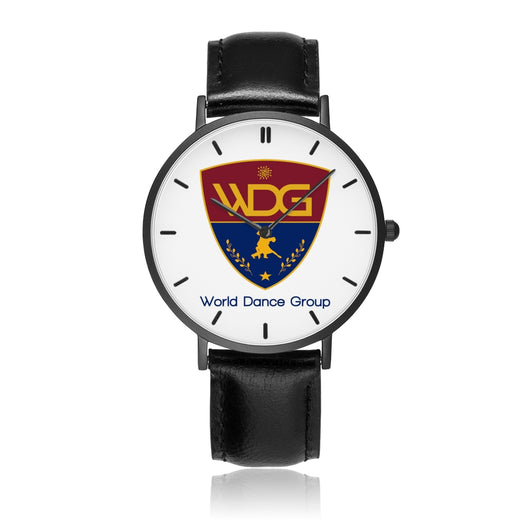 World Dance Group Exclusive Watch (Black) - world-salsa-championships
