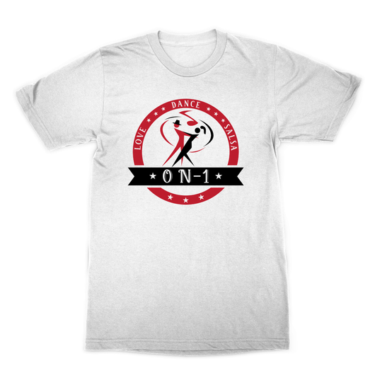On-1 Sublimation T-Shirt - World Salsa Championships
