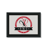 On-2 Framed Canvas - World Salsa Championships
