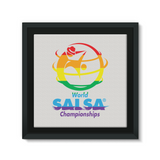 Framed EcoCanvas - World Salsa Championships