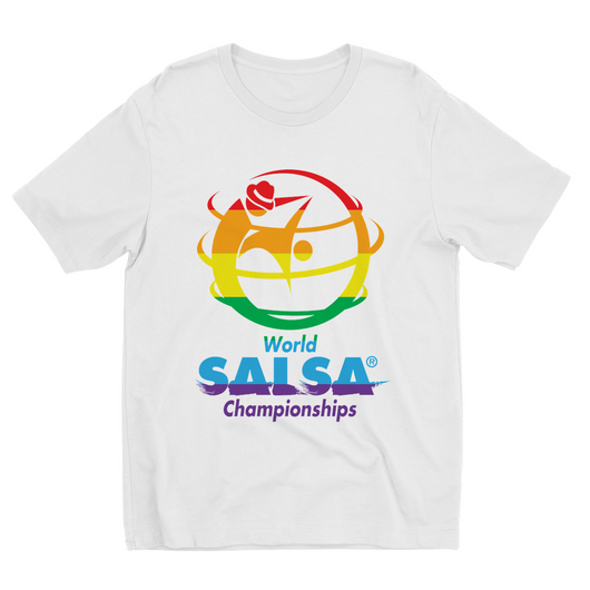Kids Sublimation TShirt - World Salsa Championships