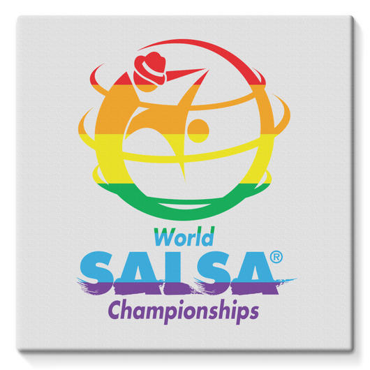 Stretched Canvas - world-salsa-championships