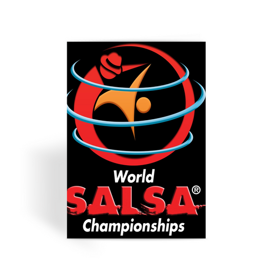 Greeting Card - World Salsa Championships