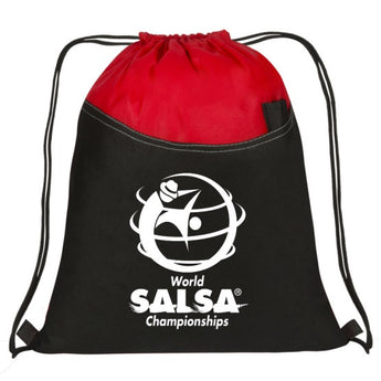 Official World Salsa Championship Dancing Shoe Bag - World Salsa Championships