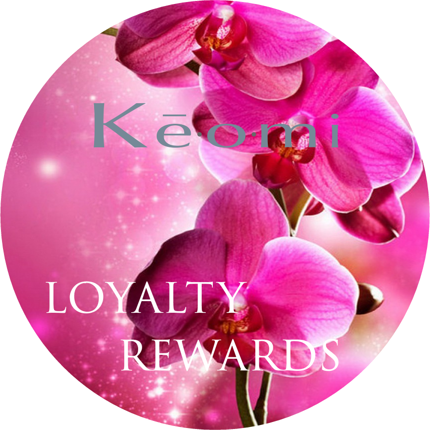 "JUST LAUNCHED! The ""Keomi Love Club"" Loyalty Program"