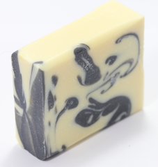 Keomi Naturals  - All Natural Handmade Bar Soap - Black Pearl