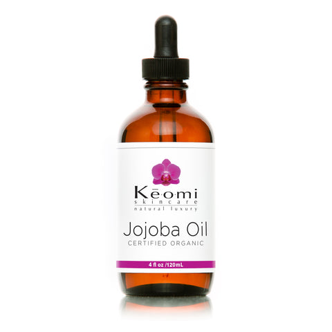Keomi Naturals 100% Pure Organic cold pressed Jojoba Oil