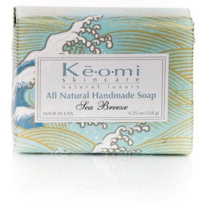 Organic Handmade Soap - Sea Breeze