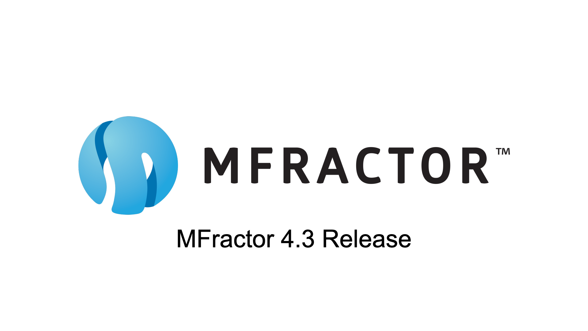 MFractor 4.3 Now Available