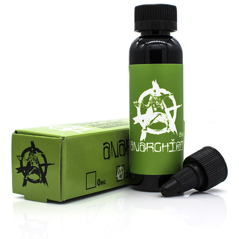 Anarchist Green Eliquid