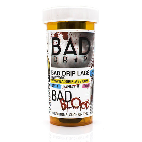 Bad Drips Bad Blood Eliquid