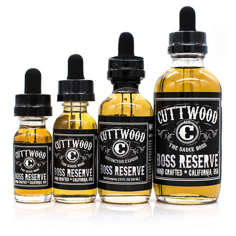 Boss Reserve Eliquid