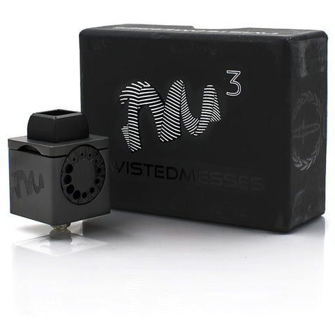 TWISTED MESSES - Cubed TM3 RDA