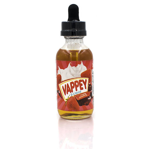 VAPPEY - Creamy Strawberry