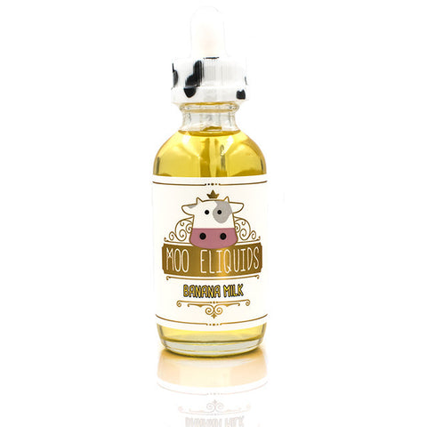 MOO - Banana Milk Eliquid