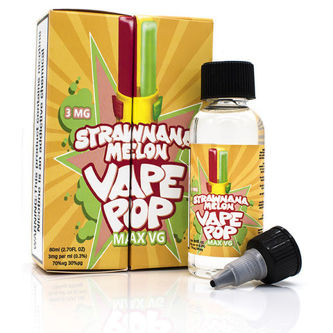 Vape Pop Eliquid