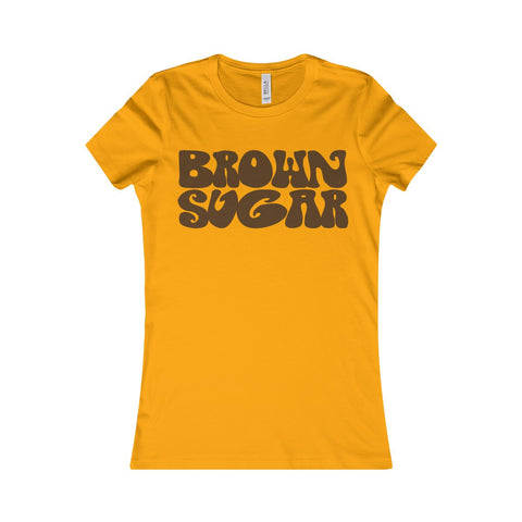 Brown Sugar Women's Favorite Tee