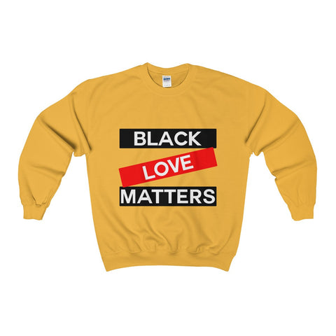 Black Love MattersHeavy Blend™ Adult Crewneck Sweatshirt