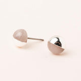 Scout Dipped Stone Stud Earrings