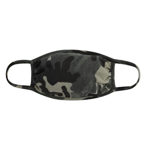 Adult Camo Non Medical Face Masks