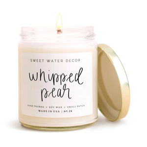 Sweet Water Decor Soy 7.2oz Jar Candles