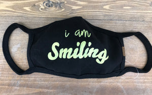 Adult I Am Smiling Mask
