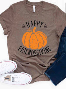Happy Friendsgiving Tee