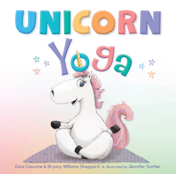 Unicorn Yoga - Book