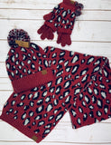 Leopard Super Soft Cozy Scarf