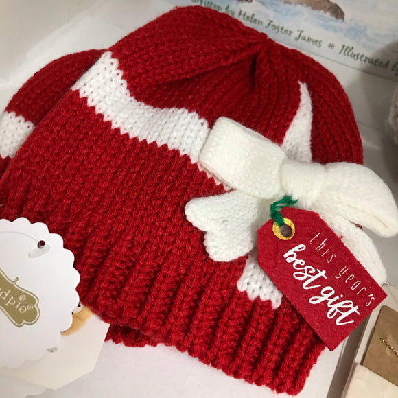 This Year's Best Gift Baby Hat