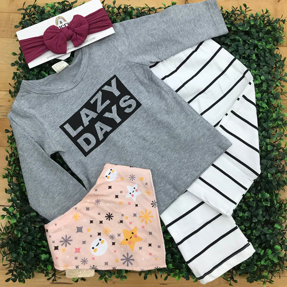 Baby Lazy Days Outfit