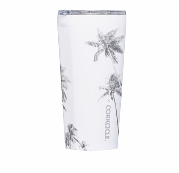 Corkcicle - Paradise Palm 16oz Tumbler