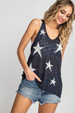 Star Spangled Tank - Two colors!