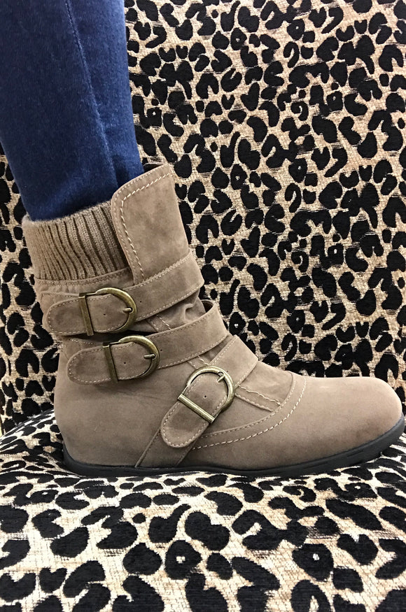 The Elma Boot