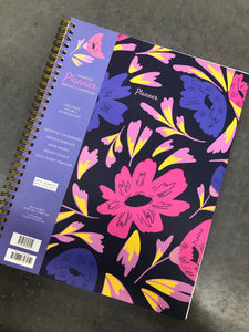Undated Weekly/Monthly Planner
