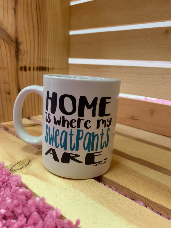 Sweatpants Mug