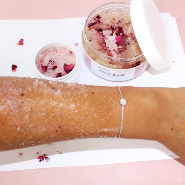 Coco Rose Body Scrub