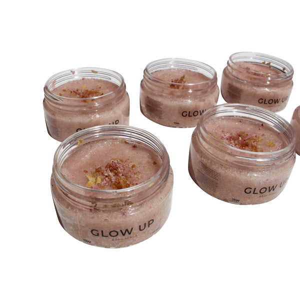 Glow Up Body Scrub