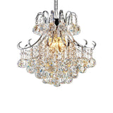 Crystal Chandelier Living Room Lamp cristal indoor Lights Crystal Pendants For Chandeliers