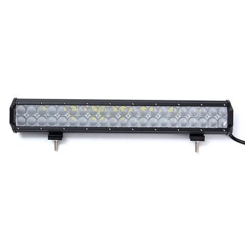 "5D 20"" inch 129W LED Work Light Bar For OffRoad 4WD 4x4 Truck SUV ATV Spot Flood Beam"
