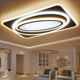 Dimming Modern Led Chandelier lights Remote control Ceiling chandelier lamp fixtures