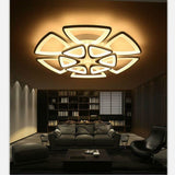 New Acrylic Modern led ceiling lights for living room bedroom