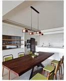 Chandelier Lighting Fixtures 4 Heads Gold Lampshade Modern Led Chandeliers Lights For Dining Room