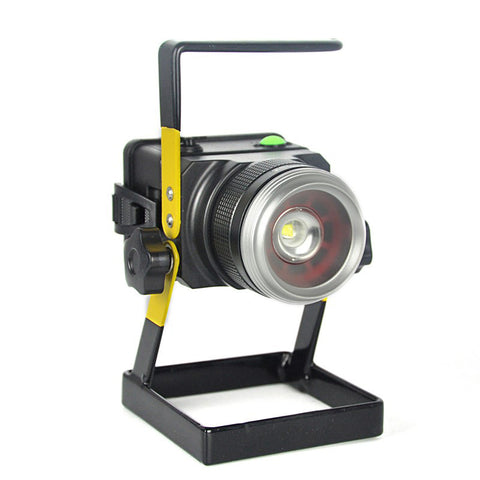 30W LED Floodlight Portable Rechargeable Emergency Work Lamp Flood Light