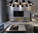 Pendant Lights Suspension Lighting Fixtures For Living room Hotel Showroom Led Lustres
