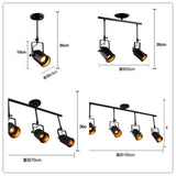 chandelier led droplight for restaurant coffee bar lighting fixture