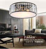 LED crystal ceiling lighting  for the living room