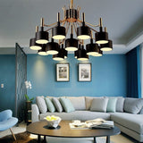 Modern Led Chandelier Lighting Loft Chandeliers Hanglamp