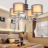 Living Room Chandelier and Ceiling LED Chandelier Bedroom Lamp