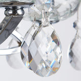 Modern crystal chandelier K9 crystal chandelier for living room or bedroom lighting
